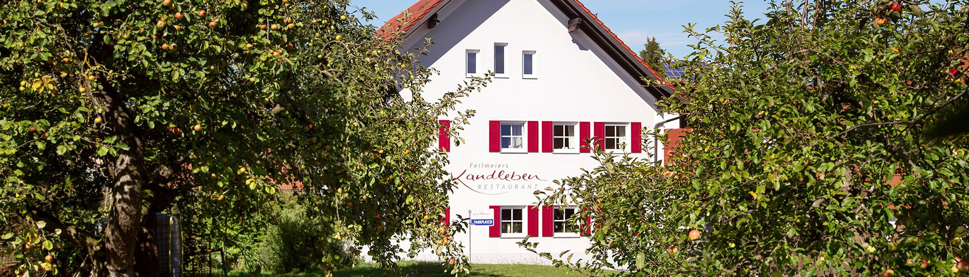 Ein Haus mit <strong>Tradition</strong>
