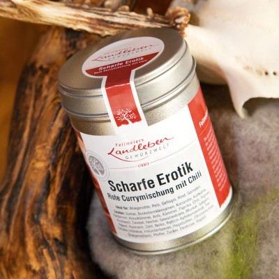 Scharfe Erotik - Roter Curry